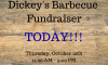 Dickey's Barbecue Fundraiser – TODAY